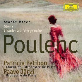 Patricia Petibon, Poulenc: Stabat Mater, Gloria, Litanies a la Vierge noire, 00028947914976