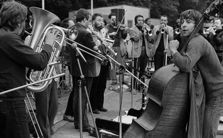 Jazz in der DDR (Foto: Matthias Creutziger)