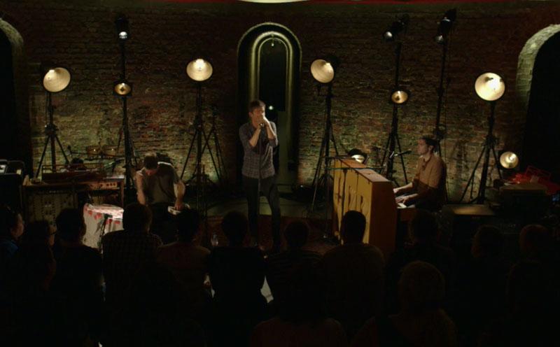 Keane, Bedshaped (Live At The Hub/London)
