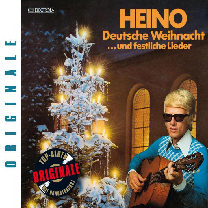 Deutsche Weihnacht und festliche Lieder (Originale: Heino