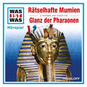 Was ist Was, 10: Rätselhafte Mumien/ Glanz der Pharaonen, 09783788628949