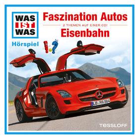 Was ist Was, 02: Faszination Autos/ Eisenbahn, 09783788628932