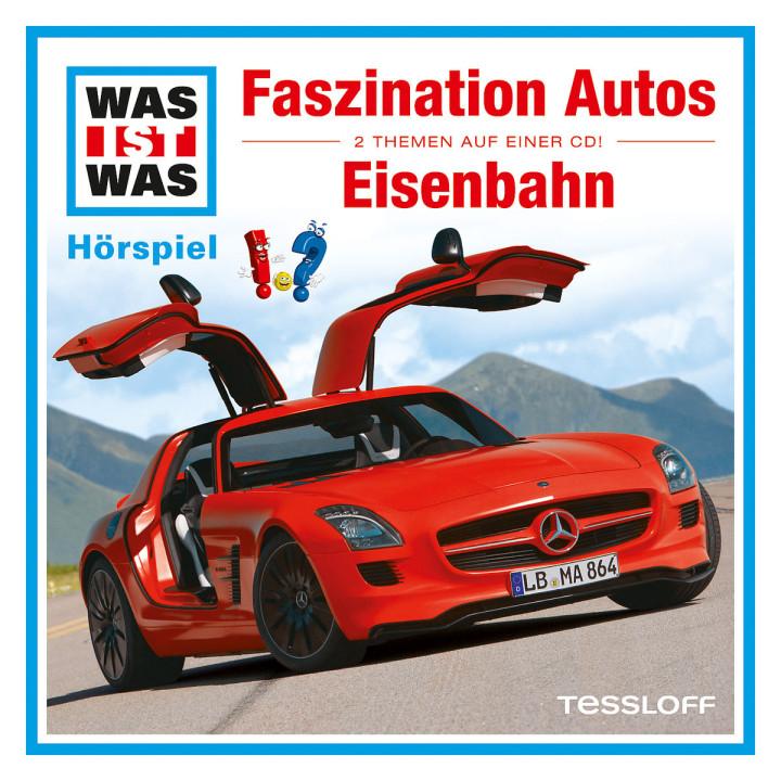 Folge 02: Faszination Autos/ Eisenbahn: Was Ist Was