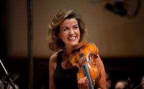 Anne-Sophie Mutter, Anne-Sophie Mutter mit dem Polar Music Prize ausgezeichnet