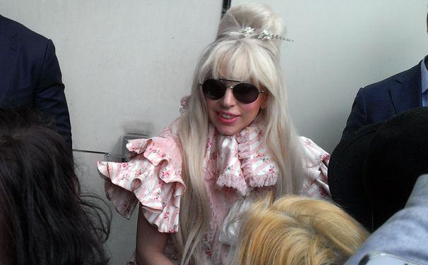 Lady Gaga, Lady Gaga live im Berliner Berghain - der Konzert- und Eventbericht