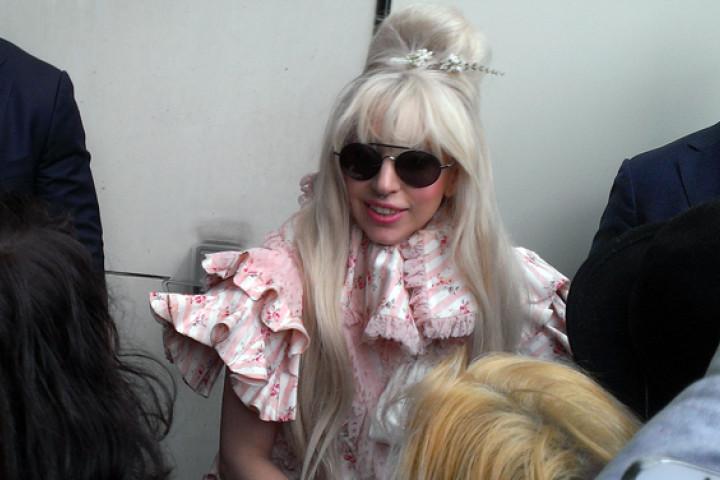 Lady Gaga Berlin 2013