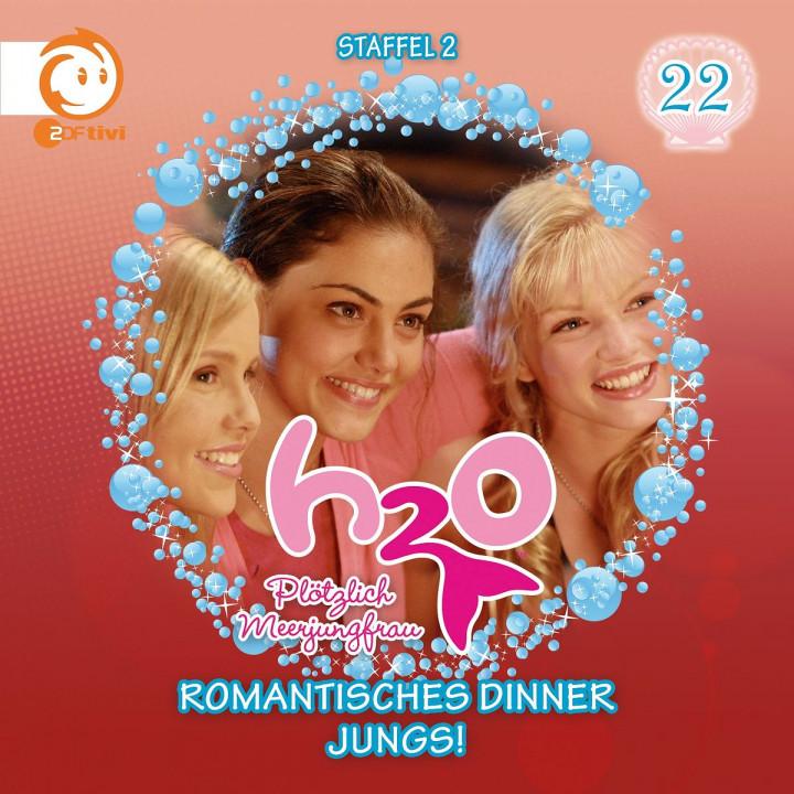 22: Romantisches Dinner / Jungs!: H2O - Plötzlich Meerjungfrau