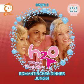 H2O - Plötzlich Meerjungfrau!, 22: Romantisches Dinner / Jungs!, 00602537569618