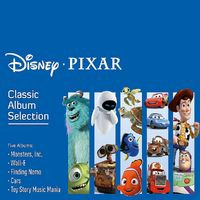 Disney, Disney Pixar - Classic Album Selection, 00050087300845
