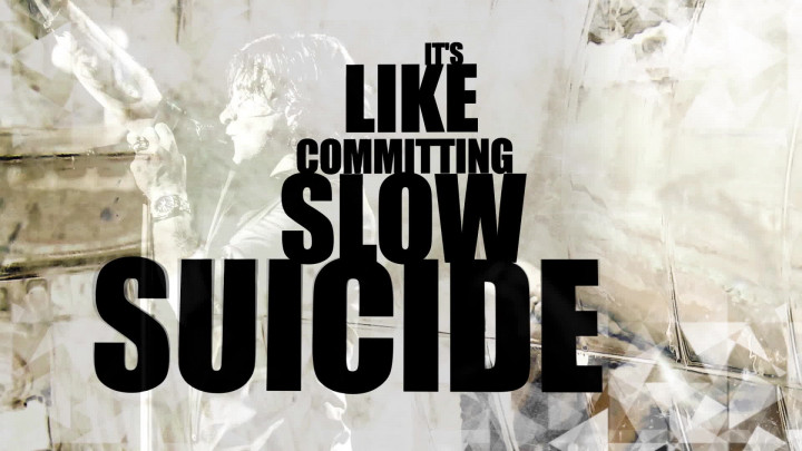 Slow Suicide (Lyric Video)