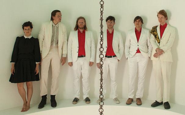 Arcade Fire, YouTube Music Award: Arcade Fire werden am 3. November live in der Show performen