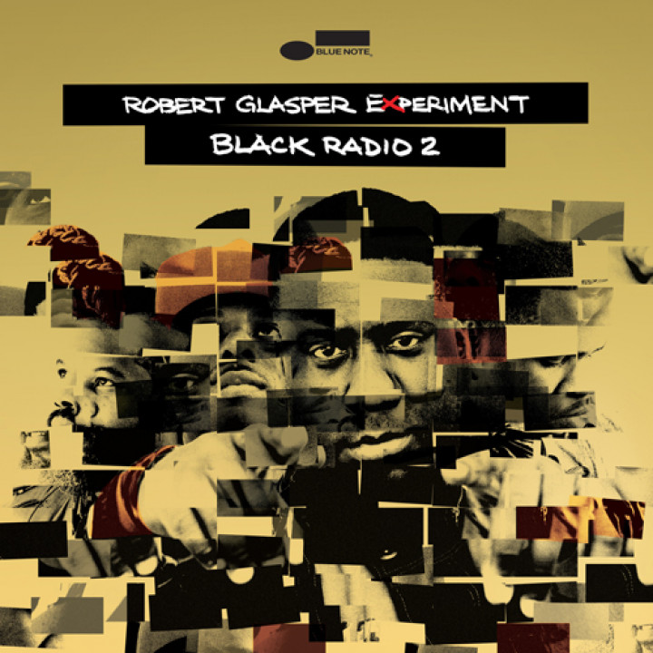 Robert Glasper Black Radio 2 Deluxe Cover