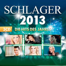 Schlager - Die Hits des Jahres, Schlager 2013 - Die Hits des Jahres, 00600753464045