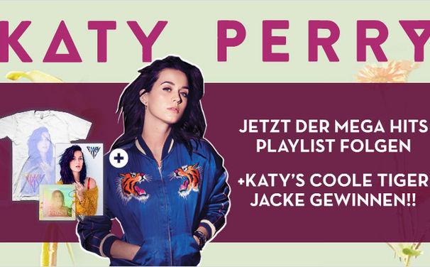 Katy Perry, Gewinnt mit Digster ein dickes Katy Perry Fanpaket