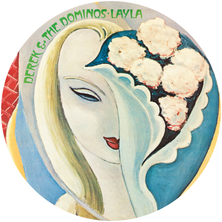 Derek & The Dominos - Layla And Other Assorted Love Songs (BTB Pic.Ltd)