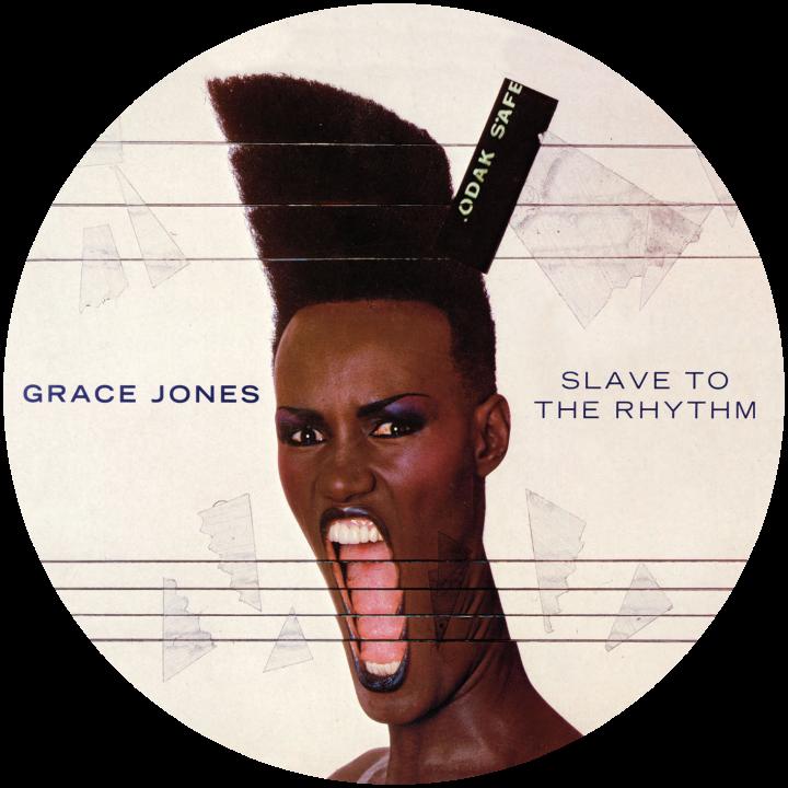 Grace Jones - Slave To The Rhythm (Back To Black Pic.V. Ltd.)