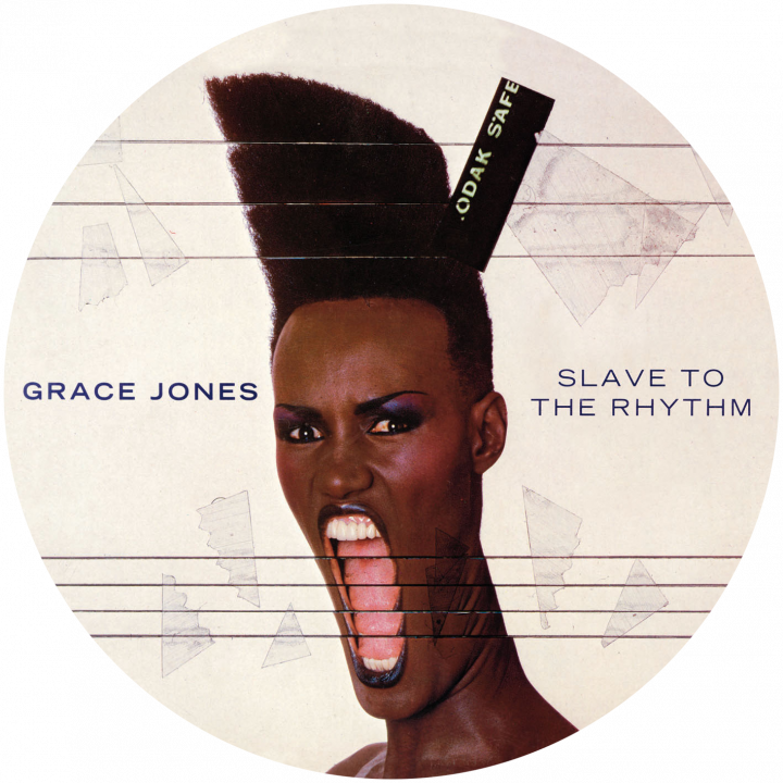 Grace Jones - Slave To The Rhythm (Back To Black Pic.V. Ltd.)