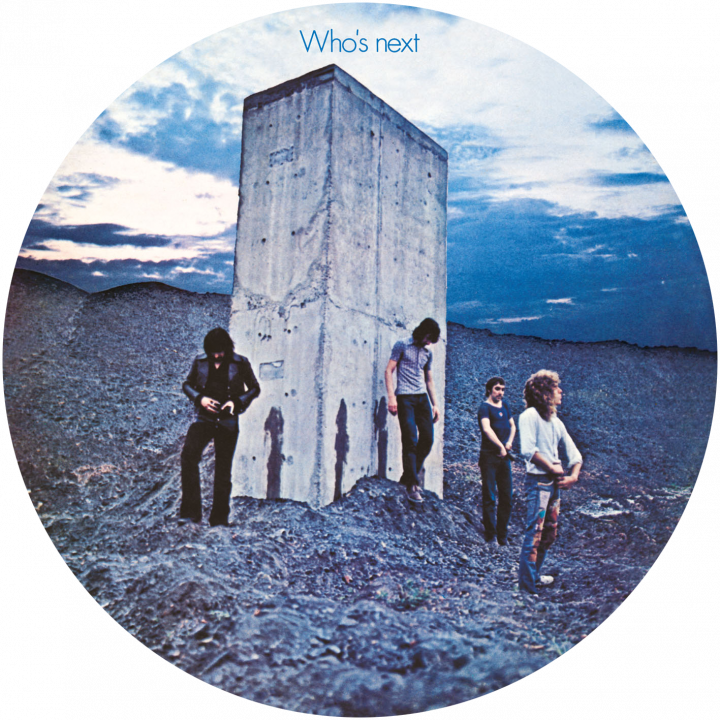 The Who - Who's Next (Back To Black PictureVinyl Ltd.)