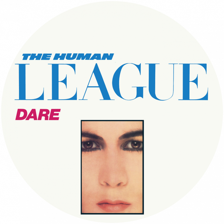 The Human Language - Dare! (Back To Black PictureVinyl Ltd. Edt.)