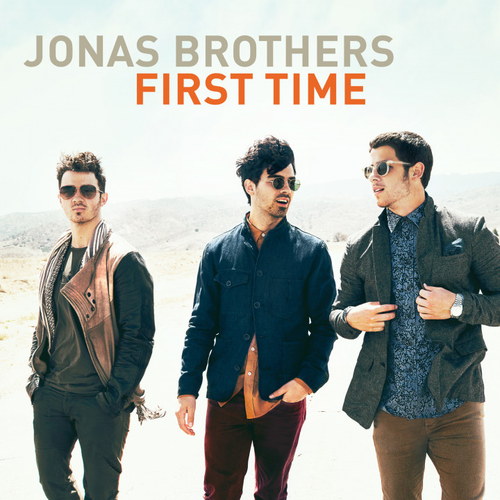 Jonas Brothers - First Time