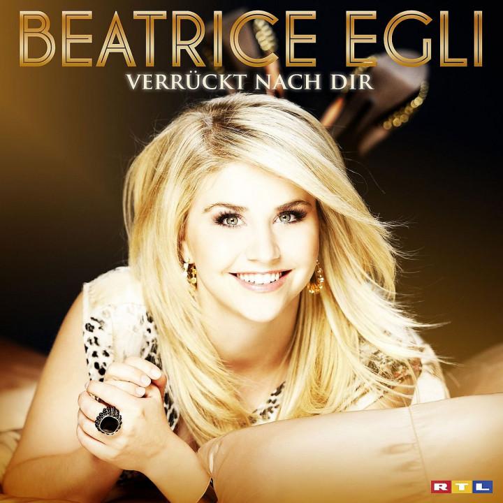 Verrückt nach Dir (2-Track): Egli,Beatrice