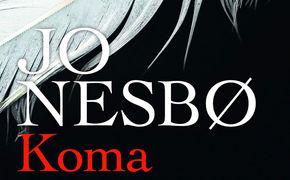 Jo Nesboe, Neuer Jo Nesbø Roman Koma als Hörbuch