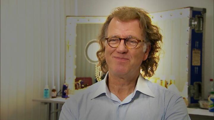 Doku André Rieu celebrates ABBA - Music of The Night