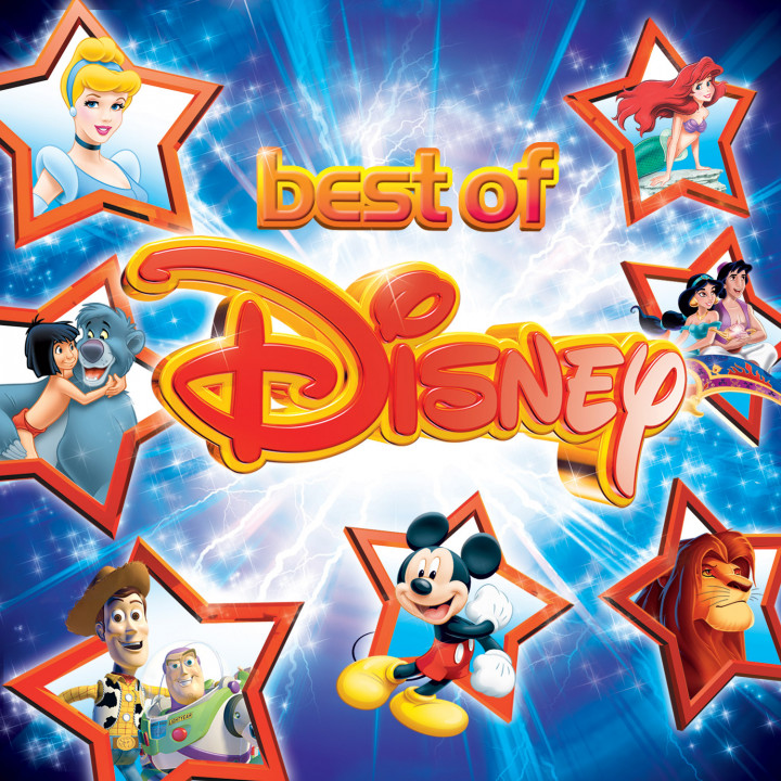 Best of Disney - UMG Cover