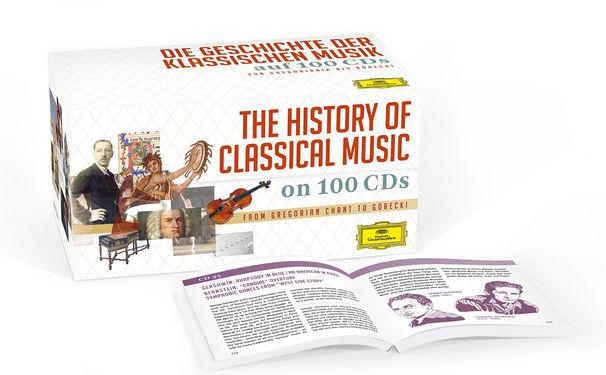 Klassik macht glücklich, Eine kurze Geschichte der klassischen Musik