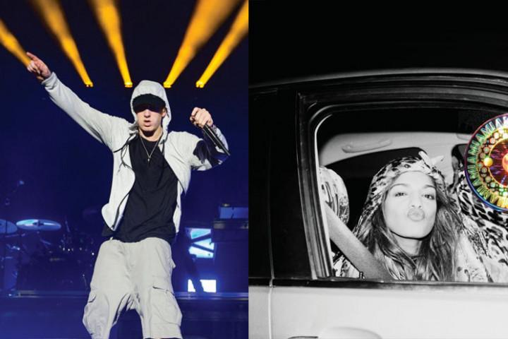 Eminem und M.I.A.