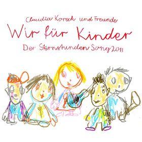 Wir für Kinder (Claudia Koreck & Freunde), Sternstundensong, 04260322420023