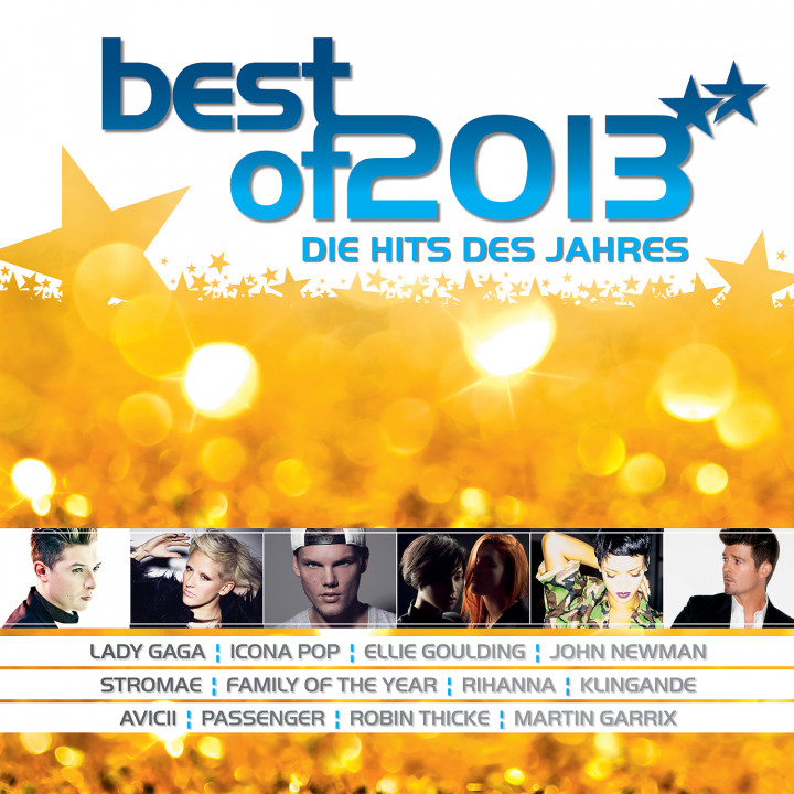 Best Of 2013 -  Cover