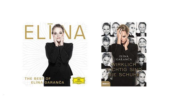 Elina Garanca, CD- und Buchpräsentation
