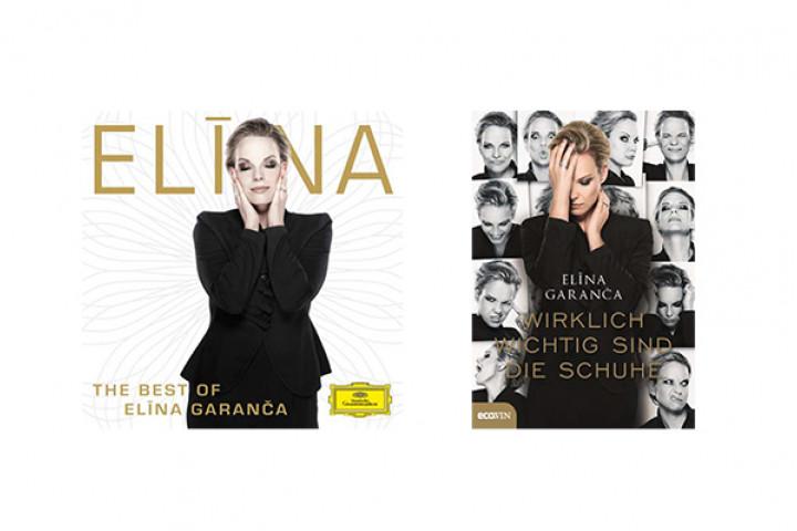 "Elīna Garanča, ""The Best Of Elīna Garanča"""