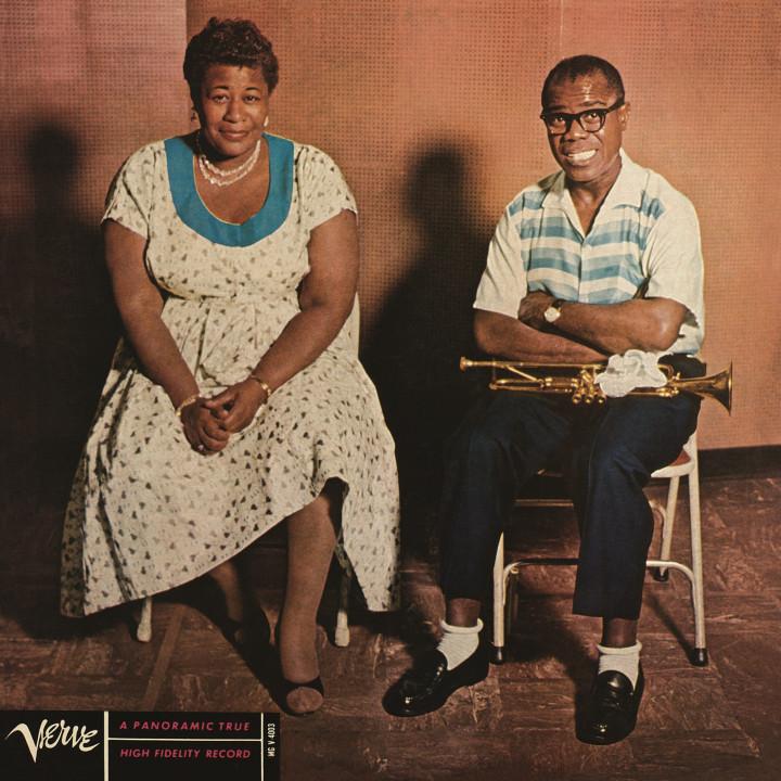 Ella Fitzgerals & Louis Armstrong - Ella & Louis