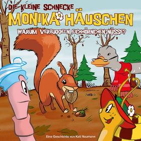 Die kleine Schnecke Monika Häuschen, 34: Warum verbuddeln Eichhörnchen Nüsse?, 00602537317509