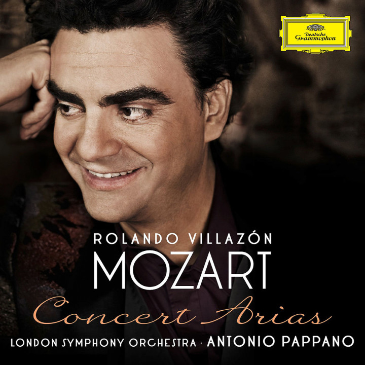 Mozart: Concert Arias for Tenor and Orchestra