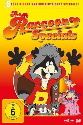 Die Raccoons, Die Raccoons Specials, 04032989603534