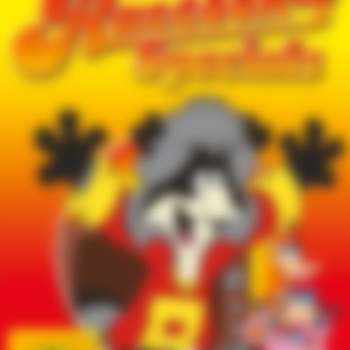 Raccoons Specials: Raccoons,Die