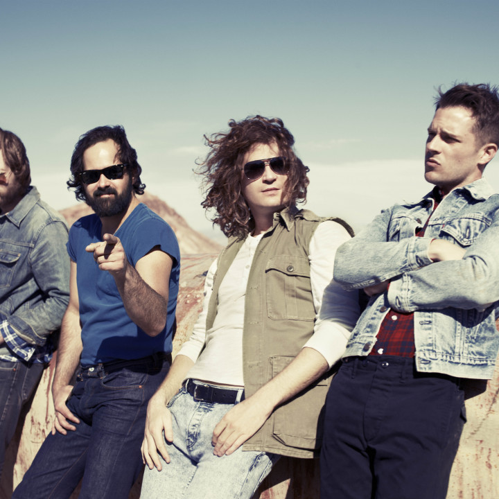 The Killers 2013