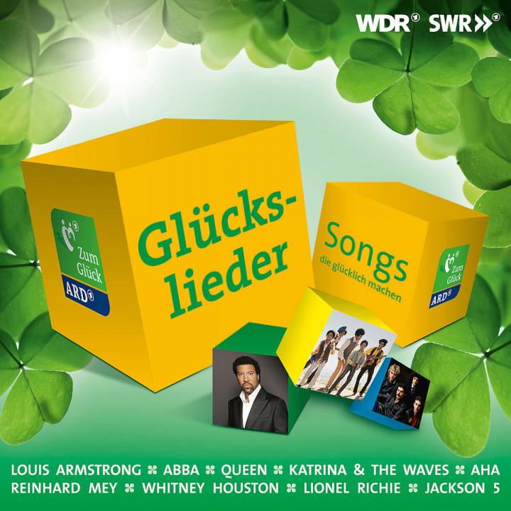 Glückslieder - Songs die glücklich machen