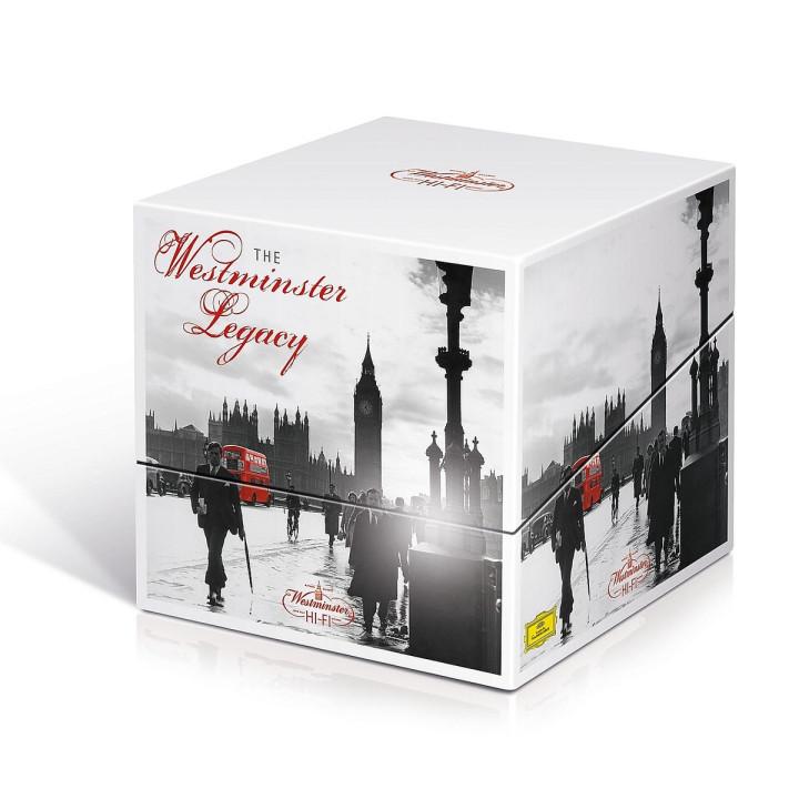 The Westminster Legacy (Ltd. Edt.): Rodzinski/Haskil/Scherchen/Jurinac/+