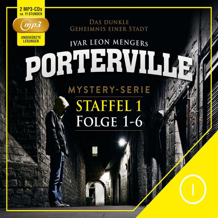 Staffel 1: Folge 01-06 (mp3): Porterville