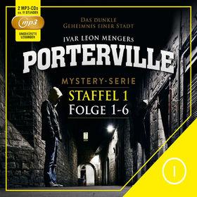 Porterville, Staffel 1: Folge 01-06 (mp3), 00602537463190