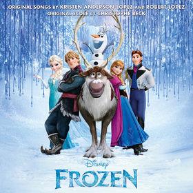 Die Eiskönigin - Völlig unverfroren, Frozen (Die Eiskönigin– Völlig Unverfroren) – Soundtrack (englische Version), 00050087301460