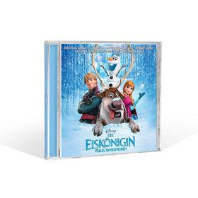 Die Eiskönigin - Völlig unverfroren, Die Eiskönigin – Völlig Unverfroren (Frozen) – Soundtrack (deutsche Version), 00050087301545