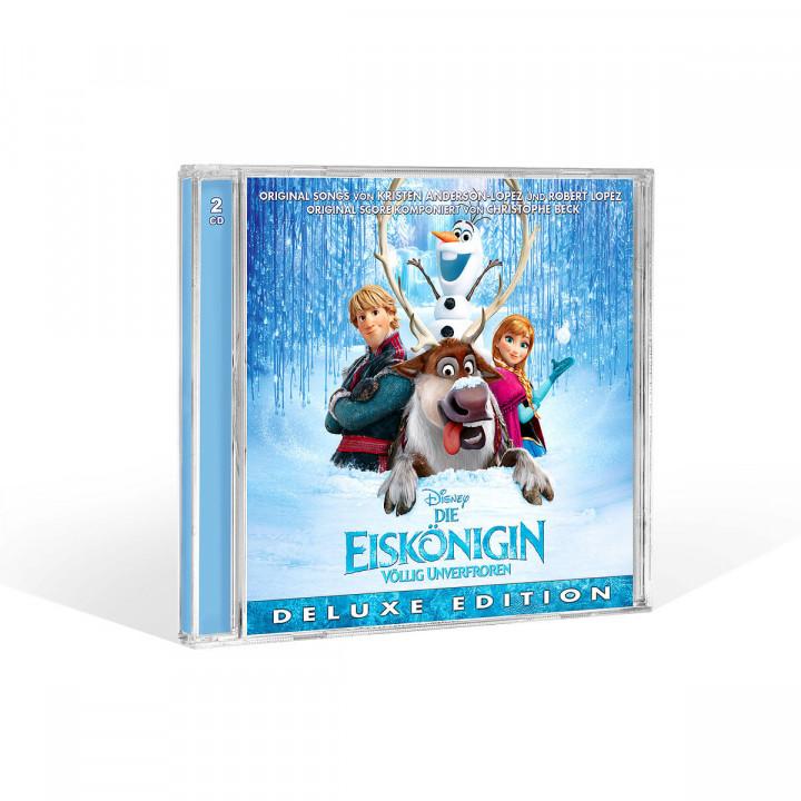 Die Eiskönigin (Frozen) - 2 CD Deluxe Edition (deutsche Version)