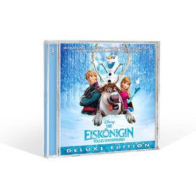Disney, Die Eiskönigin (Frozen) - 2 CD Deluxe Edition (deutsche Version), 00050087302344