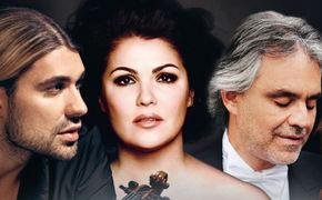 Andrea Bocelli, We Love Klassik - Musikalische Höhepunkte und ein Staraufgebot der besonderen Art
