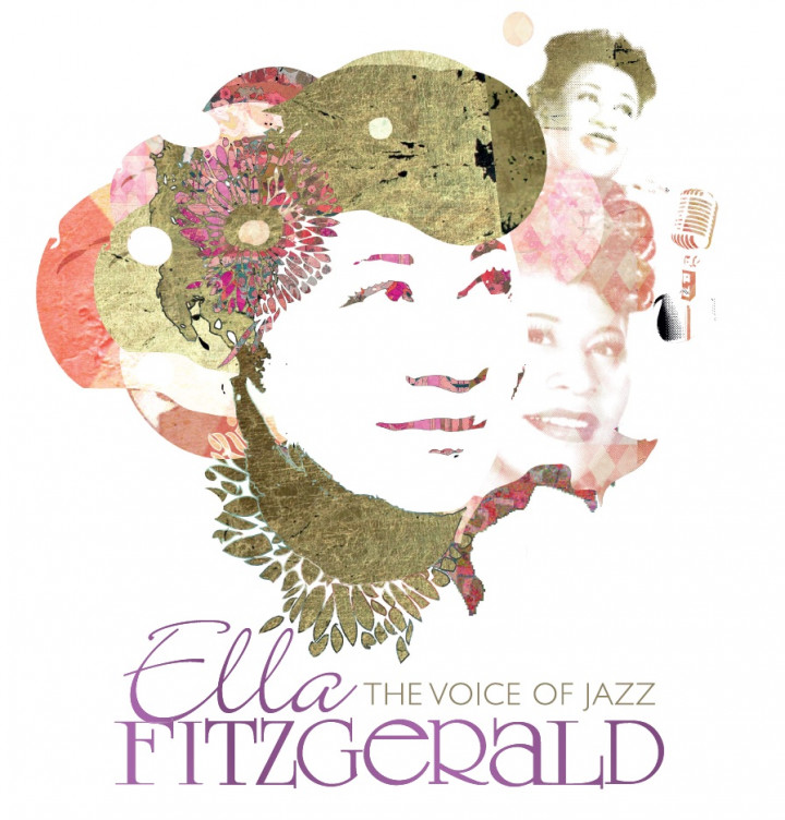 Ella Fitzgerald The Voice Of Jazz Box Set
